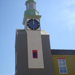 The crossings clock tower, Tyler TX