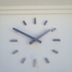 West Palm Beach FL yacht club clock