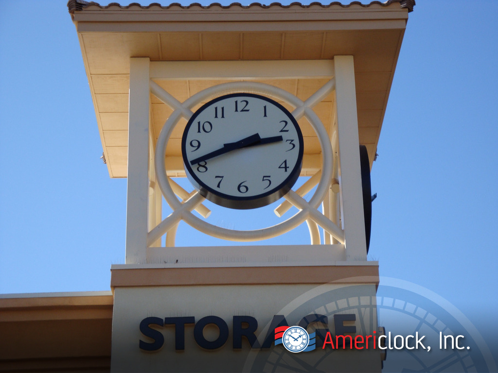 Phoenix AZ Self Storage Clocks ...