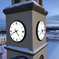 Alberta Clock Tower