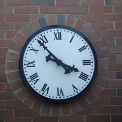 Long Island NY clock