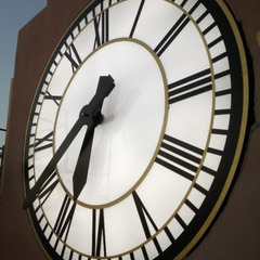 Applied Sciences University clock, Kingdom of Bahrain