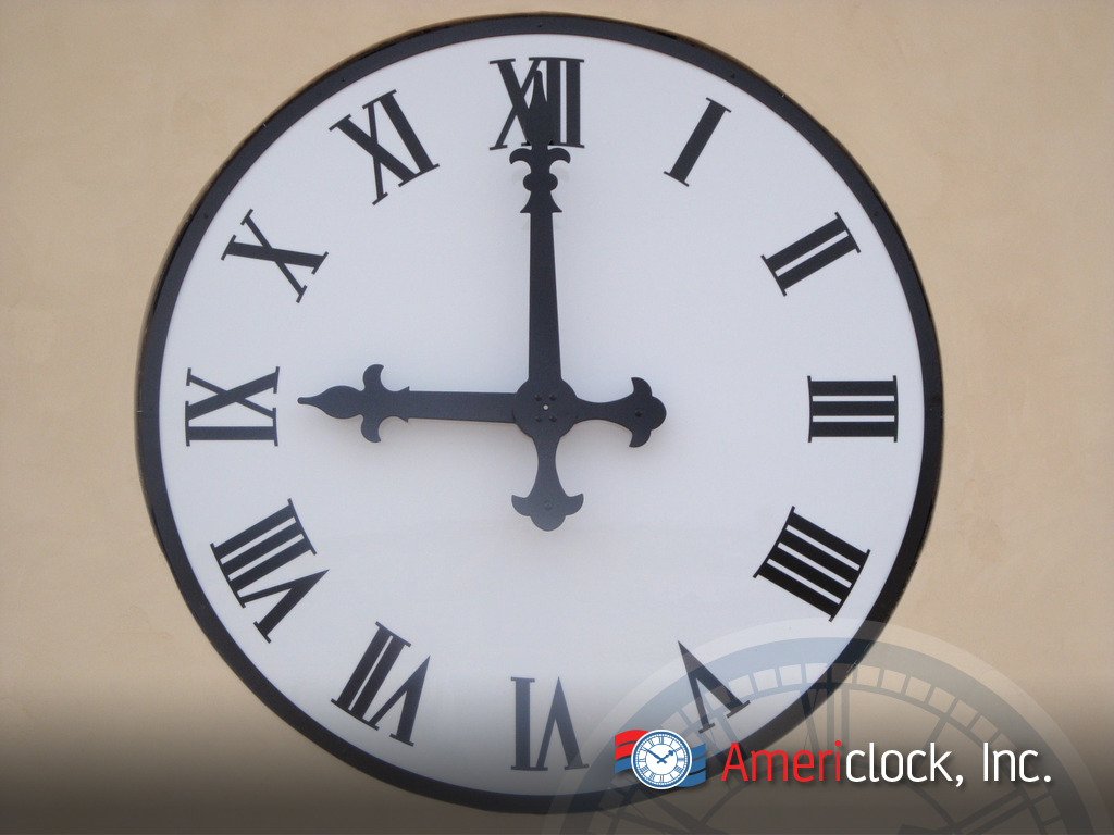 Wall Clocks Photo Gallery Americlock
