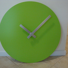 Fashion Institute of Technology NYC lobby clock