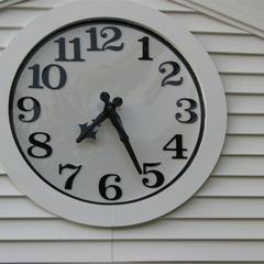 St. Louis MO cupola clock