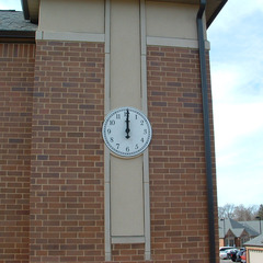 Retirement home clock tower, Chesterfield MO