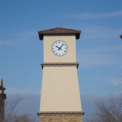 Planned community clock tower, Surprise AZ
