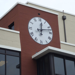 Hospital clock, Ashland KY