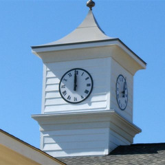 Clubhouse clock, Blythwood SC