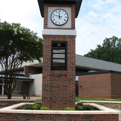 High Point University clock tower, High Point NC