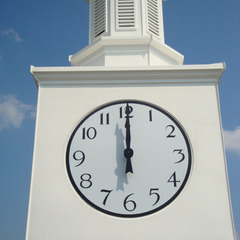 Livingston city hall tower clock, Livingston NJ