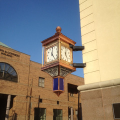 Gloucester county clock restoration, Woodbury NJ