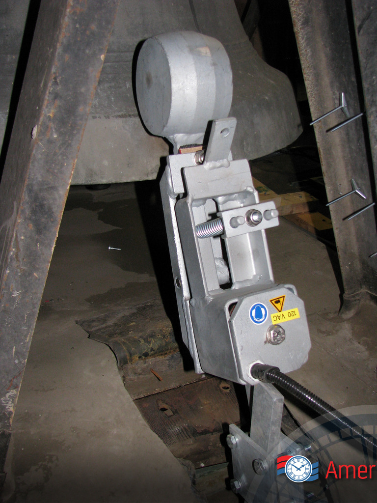 Swinging Church Bells : Church bell automation americlock